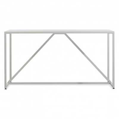 Strut Medium Table - White - BluDot