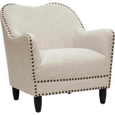 Baxton Studio Seibert Club Chair - Beige - AllModern