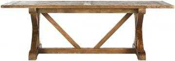 CANE RECTANGULAR DINING TABLE - Home Decorators