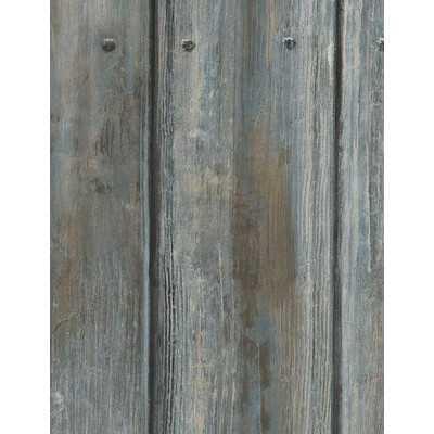 "Timber 33' x 27"" Wood Wallpaper by Andrew Martin - Driftwood - Wayfair"