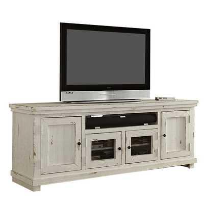 TV Stand - White - Wayfair