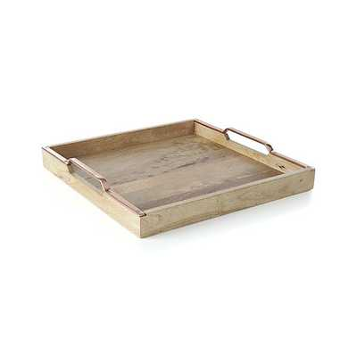 Beck Tray - Crate and Barrel