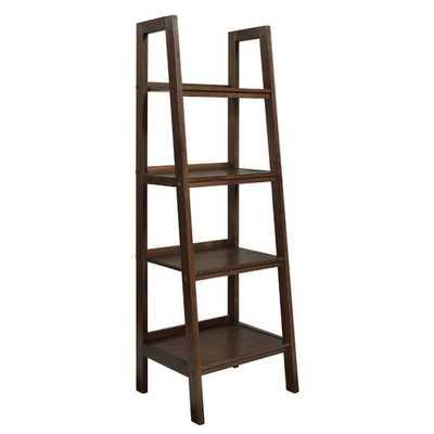 "Sawhorse 72"" Accent Shelves - Wayfair"