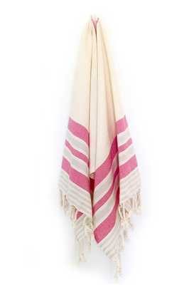 Turkish Dish Towel - Magenta - Set of 2 - Willa Skye