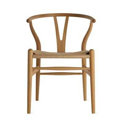 Wishbone Chair - Oak - Design Within Reach