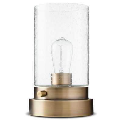 Hudson Industrial Uplight - Includes CFL Bulb - Target
