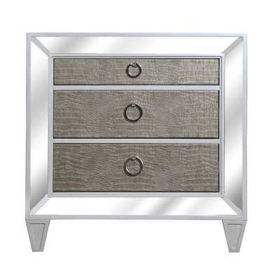 Monroe 3 Drawer Bachelor's Chest - Wayfair