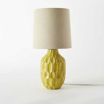 Linework Table Lamp - West Elm