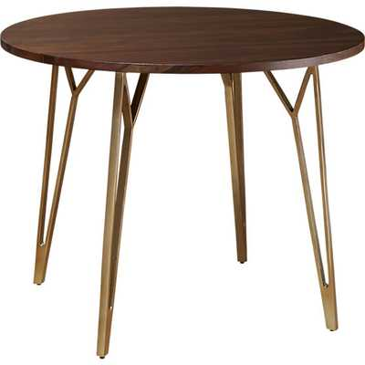Dial dining table - CB2