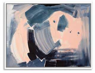 "Linda Colletta, More from Yesterday-40"" x 30.5""-Framed - One Kings Lane"