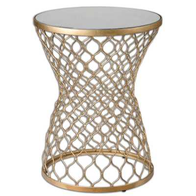 Naeva, End Table - Hudsonhill Foundry