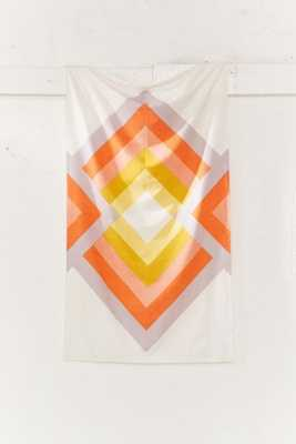 Assembly Home Kylie Sunsurf Triptych Tapestry - Urban Outfitters
