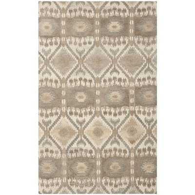 Safavieh Contemporary Handmade Wyndham Rug (5' x 8') - Overstock