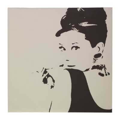 "PJÃ""TTERYD Picture, Audrey Hepburn - Ikea"
