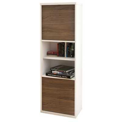 "Liber-T Storage Unit 56"" Standard Bookcase - AllModern"
