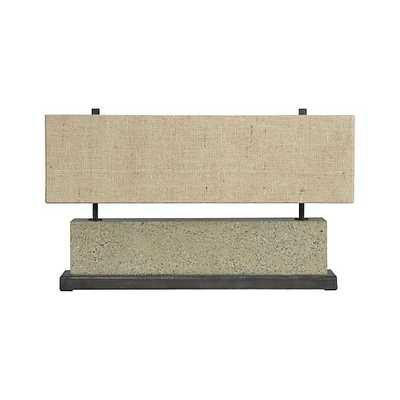 Norris Table Lamp - Crate and Barrel