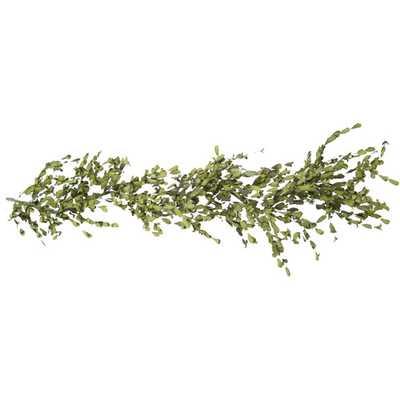 Dried Leaf Garland - Wayfair
