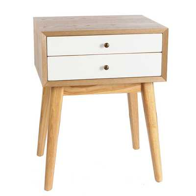 Porthos Home Wright Side Table - Overstock