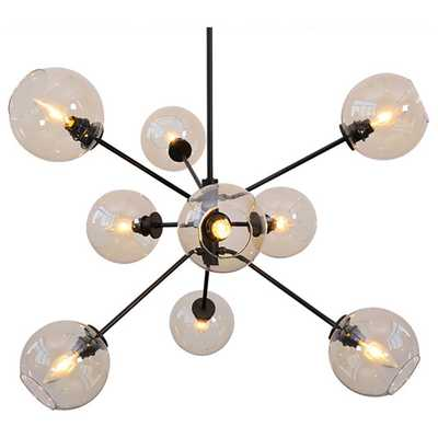 Proton 9 lights Pendant Lamp - High Fashion Home