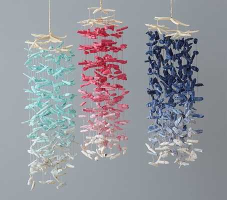 Ombre Driftwood Mobile - Pottery Barn Kids