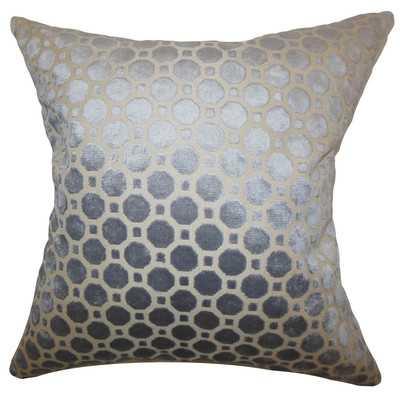 "Kostya Geometric Outdoor Throw Pillow Cover -18"" -no insert - Wayfair"