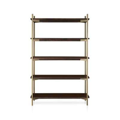 Rhyder Bookcase - Crate and Barrel