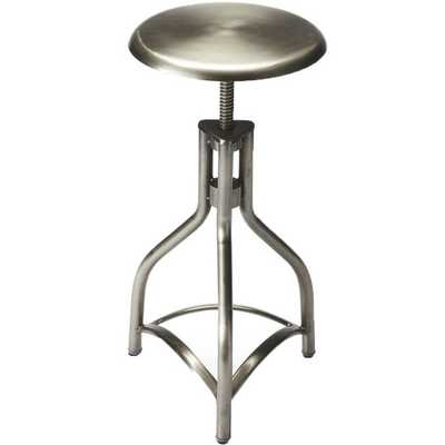 "Industrial Chic 28"" Bar Stool - AllModern"