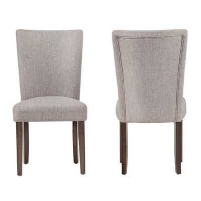 INSPIRE Q Catherine Parsons Dining Side Chair (Set of 2) - Overstock