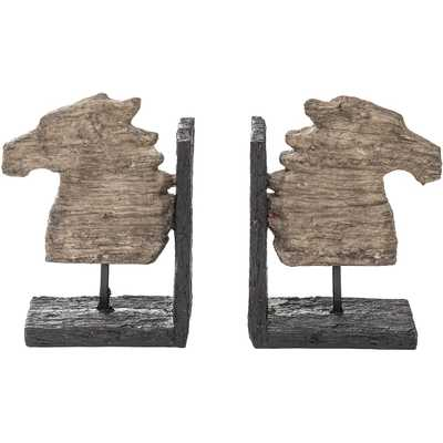 Horse Bookends - High Fashion Home