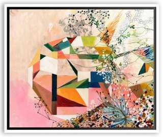 "Michelle Armas, Elka III-24"" x 20""-Framed - One Kings Lane"
