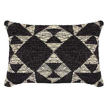 City Pillow- 13''W x 21''H- Feather/Down insert - Z Gallerie