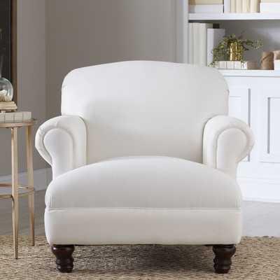 Murphy Chair - Wallace Midnight Paisley - Wayfair