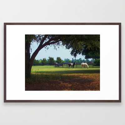 Ocala Horse Ranch Beauties - Society6