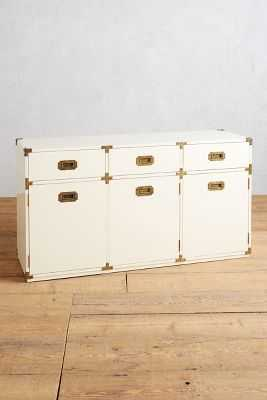 Lacquered Wellington Buffet - Anthropologie
