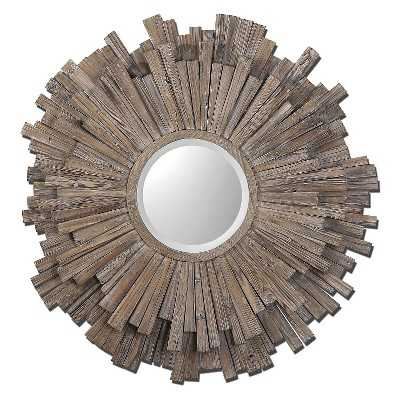 Uttermost Vermundo Wood Mirror - Target