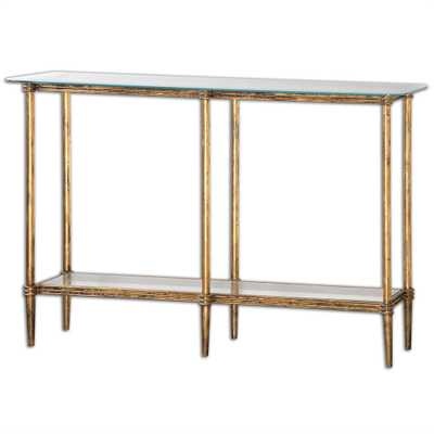 Elenio, Console Table - Hudsonhill Foundry