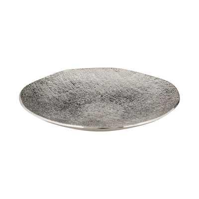 Textured Aluminum Discs - Rosen Studio
