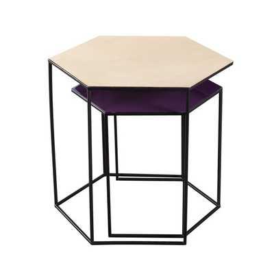 2 Piece Nesting Tables - AllModern