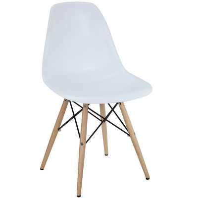 Rinaldi Side Chair WHITE - Apt2B
