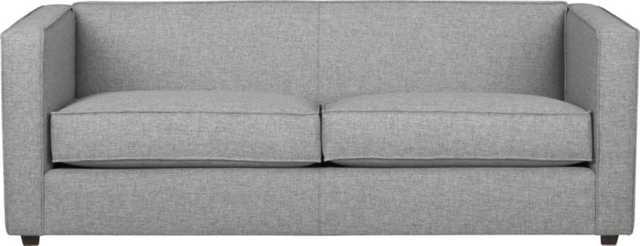 Club sofa - Taylor Grey - CB2