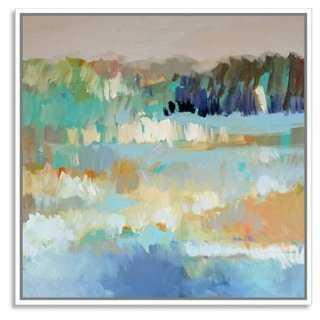 Erin Gregory, Kaleidoscope 5 - 24x24, Framed - One Kings Lane