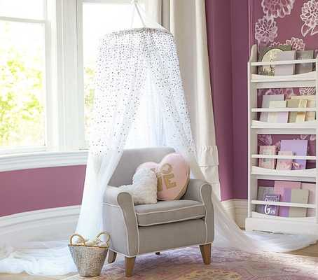 Sequin Canopy - Pottery Barn Kids