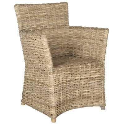 Natuna Arm Chair by Safavieh - Wayfair