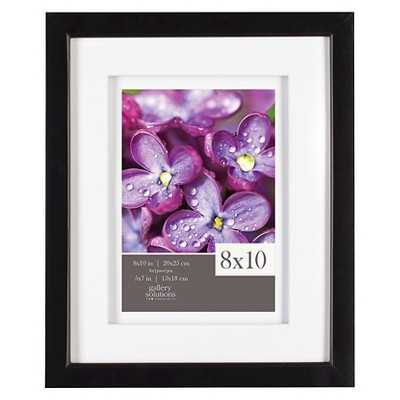 """Gallery Solutions 8""""x10"""" Frame - Target"""