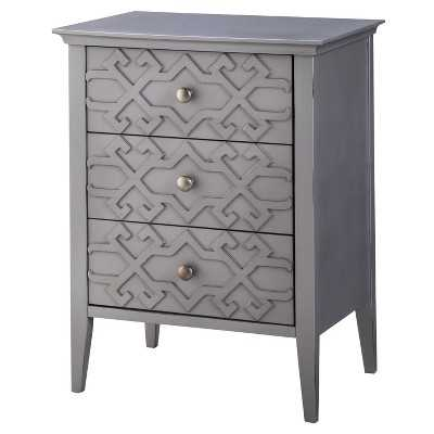"Fretwork Accent Table - Thresholdâ""¢ - Target"