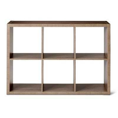 6-Cube Organizer Shelf - Target