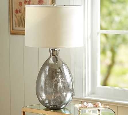 LUSTER LAMP BASE - Pottery Barn