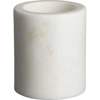 turret candle holder - CB2
