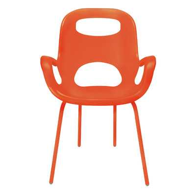 OH Arm Chair - Orange - Wayfair