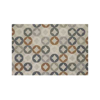 Destry Wool Rug - Crate and Barrel
